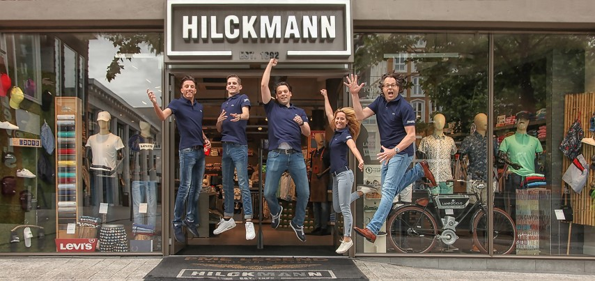 Working at Hilckmann