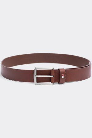 tommy hilfiger denton riem dark tan 1